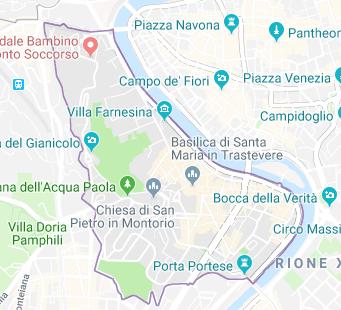 Servizi in più nella zona di Roma Trastevere