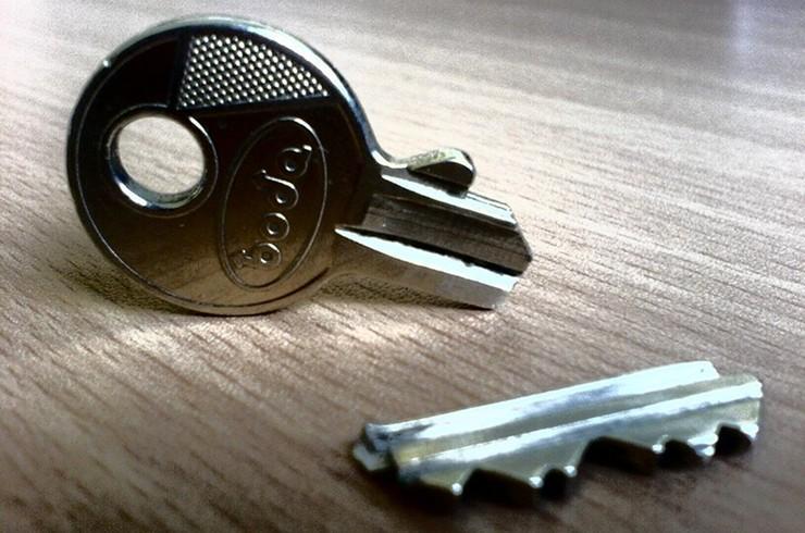 Chiave rotta nella serratura: cosa fare?Perché una chiave si rompe in una serratura?